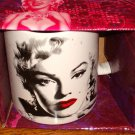 MARILYN MONROE CERAMIC MUG NEW IN BOX!