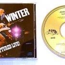 JOHNNY WINTER CAPTURED LIVE ORIGINAL CD