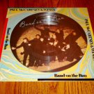 PAUL McCARTNEY BAND ON THE RUN PICTURE DISC SEALED!