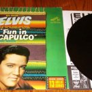 ELVIS PRESLEY FUN IN ACAPULCO Original Orange Label