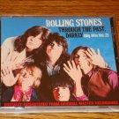 THE ROLLING STONES THROUGH THE PAST DARKLY ORIGINAL CD 1986