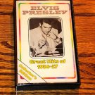 ELVIS PRESLEY GREAT HITS OF 1956-57 CASSETTE