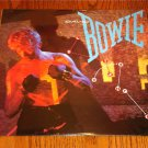 DAVID BOWIE LET'S DANCE ORIGINAL LP STILL IN SHRINK