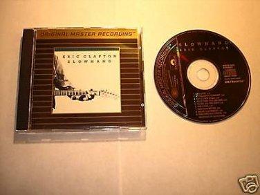 ERIC CLAPTON SLOWHAND MFSL GOLD CD Ultradisc 1 Japan