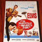 ELVIS PRESLEY It Happened At The World's Fair DVD