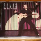ELVIS PRESLEY / MY HAPPINESS CD
