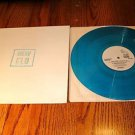 ELECTRIC LIGHT ORCHESTRA LIVIN' THING Blue Vinyl LP