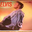 """ELVIS """"ELVIS PRESLEY"""" RED COLORED VINYL LP SEALED! 180 gram"""