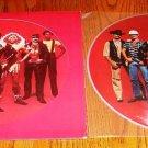 VILLAGE PEOPLE MACHO MAN PICTURE DISC LP