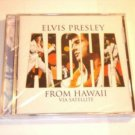 ELVIS ALOHA FROM HAWAII VIA SATELLITE CD  SEALED !