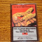 THE ALLMAN BROTHERS THE BEST OF THE ALLMAN BROTHERS