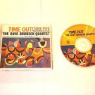 DAVE BRUBECK QUARTET TIMEOUT  JAPAN GOLD CD