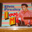ELVIS PRESLEY LOVE ME  Import  CD  Sealed !