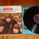 THE EARLY BEATLES LP  ORIGINAL CAPITOL LABEL
