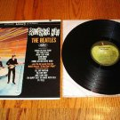 THE BEATLES SOMETHING NEW LP   APPLE LABEL