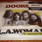 THE DOORS L.A. WOMAN 2-LP SET  HQ-180 GRAM VINYL PRESSING STILL SEALED!