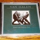 Van Halen Women and Children First CD Sealed !