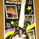 ELVIS PRESLEY TOY GUITAR STILL SEALED ON ORIGINAL BACKING CARD