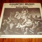 COUNTRY MUSIC IN A MODER ERA Original LP Sealed