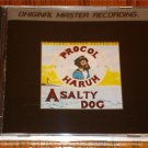 PROCOL HARUM  A SALTY DOG   MFSL   SILVER CD