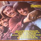 THE MONKEES ORANGE COLORED VINYL LP WITH INSERT