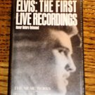 ELVIS THE FIRST LIVE RECORDINGS CASSETTE
