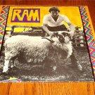 Paul McCartney RAM Original Apple LP