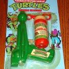 Teenage Mutant Ninja Turtles Bubble Blaster Sealed on Card