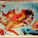 DIRE STRAITS LIVE ALCHEMY ORIGINAL LP 1984