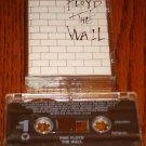 PINK FLOYD THE WALL ORIGINAL CASSETTE 1979
