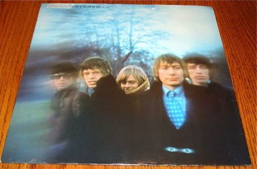 THE ROLLING STONES BETWEEN THE BUTTONS STEREO LP STILL SEALED!