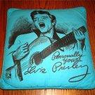 Elvis Presley Enterprise 1956 Original Pillow (Blue)