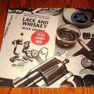 ALICE COOPER ORIGINAL LACE & WHISKEY LP 1977 SEALED!