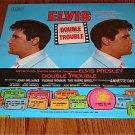 ELVIS PRESLEY DOUBLE TROUBLE LP SEALED!