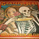 GRATEFUL DEAD THE BEST OF SKELETONS FROM THE CLOSET ORIGINAL LP STILL IN SHRINK