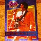 ELVIS PRESLEY BONUS FOIL CARD Devil In Disguise No. 35