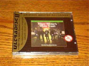 Edgar Winter White Trash MFSL GOLD CD Sealed !