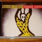 THE ROLLING STONES VOO DOO LOUNGE ORIGINAL CD