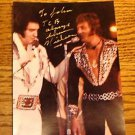 SHAWN NIELSON & ELVIS CONCERT PHOTO (AUTOGRAPHED)