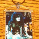 PAUL STANLEY KISS KEY CHAIN DOUBLE- SIDED