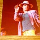 MICK JAGGER Original Concert Photo  8 x 10   1980's