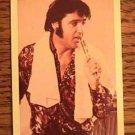 Elvis Presley Colored Concert Photo on Kodak Paper