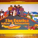 THE BEATLES YELLOW SUBMARINE ART STUDIO IN TIN BOX STILL SEALED!