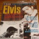 ELVIS The Legend Lives Forever Magazine with CD Sealed