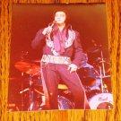 "Elvis Presley Colored Concert Photo 3 1/2"" x 4 1/2"""