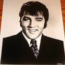 Elvis Presley Original Black & White Photo 8 x 10