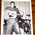 Elvis Presley 1956 Rare Original 4 x 5 Fan Club Photo