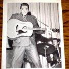 Elvis Presley 1956 Rare Original 4 x 5 Fan Club Photo