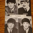THE BEATLES POSTCARD  1963