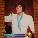 ELVIS IF i CAN DREAM GOLD EDITION COLLECTIBLE CARD  #48